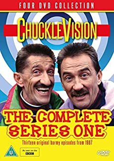 ChuckleVision - The Complete Series One