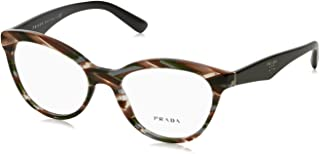 Prada Women's PR 11RV Eyeglasses 52mm