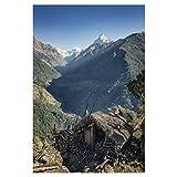 artboxONE Poster 30x20 cm Natur Himalaya hochwertiger