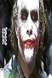 """Joker: DC Batman Dark Knight Themed Notebook Journal 6"""" x 9""""..."""