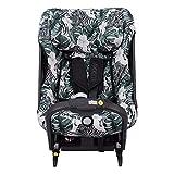 JANABEBE Funda para silla de coche Axkid One (Zebra)