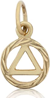 12 Step Jewelry Alcoholics Anonymous 3/8