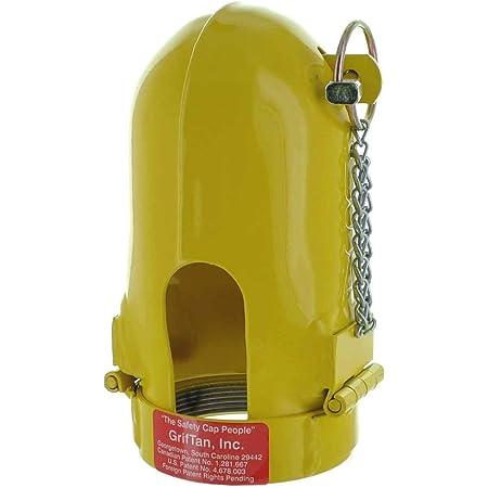 "HIGH PRESSURE SAFETY CAP 3.125/"" FOR OXYGEN  FI SC8FNNP12-1 Each"