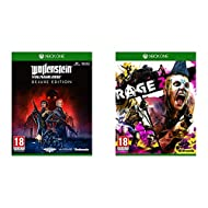 Product 1: Team up with a friend or play alone with an AI companion in the first modern co-op Wolfenstein adventure. Perform new Tag team maneuvers, crank up the Voltage with the devastatingly powerful new co-op weapon, the Tesla gun, and show off yo...