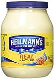 Hellmann's Mayonnaise, Real, 64 oz.