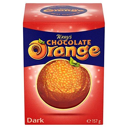 Terrys - Dark Chocolate Orange - 157g