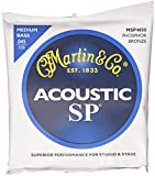 C. F. Martin MSP-4850 SP Saiten für Akustik-Bass