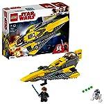 LEGO Star Wars - Caza estelar Jedi de An...