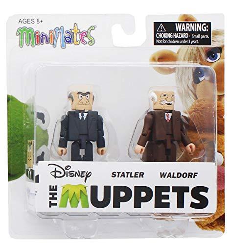 Muppets Statler & Waldorf 2-Pack Series 2 Minimates