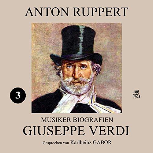 Giuseppe Verdi audiobook cover art