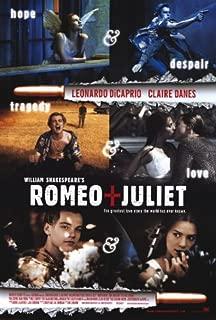 William Shakespeare's Romeo & Juliet POSTER Movie (27 x 40 Inches - 69cm x 102cm) (1996)