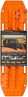Maxtrax MKII Vehicle Recovery and Extraction Device for Stuck Vehicle, Orange