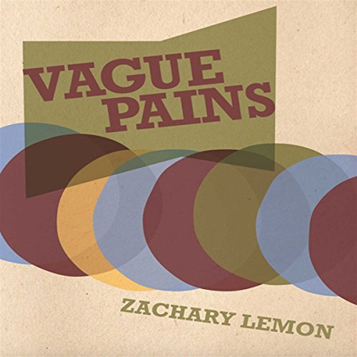 Vague Pains audiobook cover art