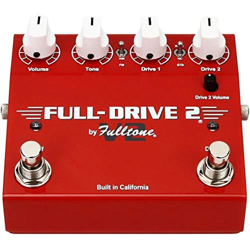Fulltone Full-Drive 2 V2 · Pedal guitarra eléctrica