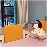 ベビーガード ベッドフェンス お布団ズレ 隙間なし ベッドガード ベビーベッド ュベビーバンパー ベッド 柵 2色の任意の組み合わせ 幼児用 転落防止 昇降タイプ 柵 赤ちゃん 落下防止
