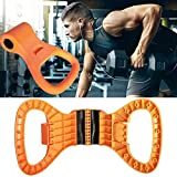 CHIRORO Fortalecedores de mano para entrenamiento de fuerza, gimnasio en casa, fitness, equipo de entrenamiento portátil para culturismo y levantamiento de pesas