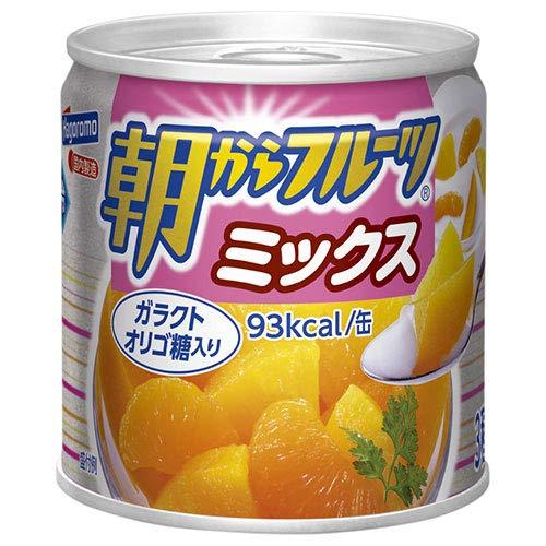 はごろもフーズ 朝からフルーツ ミックス190g缶×24個入×(2ケース)