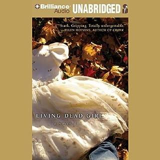 Living Dead Girl audiobook cover art