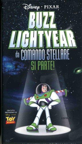 BUZZ LIGHTYEAR STAR COMMAND YOU START! VHS TAPE CARTOON TOY STORY