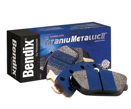 Bendix MKD785FM Fleet MetLok Brake Pad Set