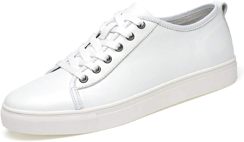 Mode M än's Mode skor skor skor Casual Classic Pure Färg Simple low -top ljusljus Sports skor mode (färg  vit, Storlek  11 D (M) US)  spara upp till 50%