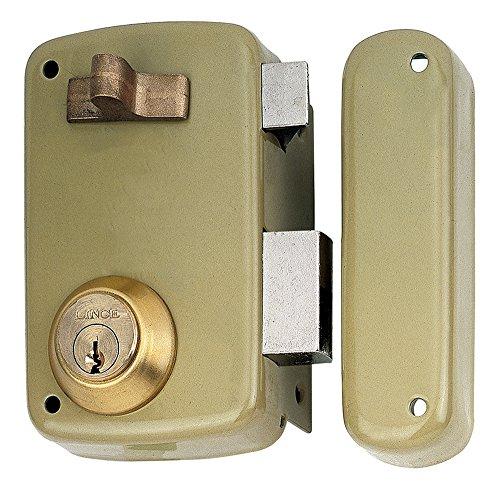 LINCE 3017120 Cerradura 5056A-BO/ 60 Derecha, Oro