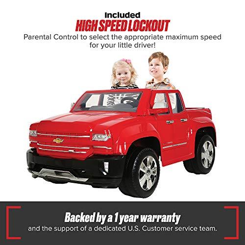Rollplay Chevy Silverado Truck Kids Car