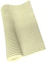 Beautiful Multipurpose Anti-Slip Mat - for Fridge, Bathroom, Kitchen, Drawer, Shelf Liner,(2 Piece)(Material: PVC, Size 45cmsX70cms, Colour : White)