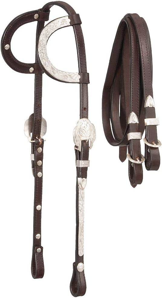 Royal King Popular product Double Ear Show Reins Headstall High order w