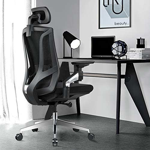 Our #1 Pick is the Liccx Ergonomic Office Desk Chair