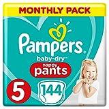 Pampers Baby-Dry Windelhose Größe 5