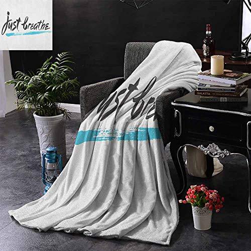 ZSUO bont gooien deken Dinosaur Personages op Planet Globe Grote Tropische Planten Bladeren Landschap Print Camping deken - het gooien van een deken