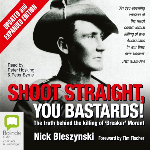 Shoot Straight, You Bastards audiobook cover art
