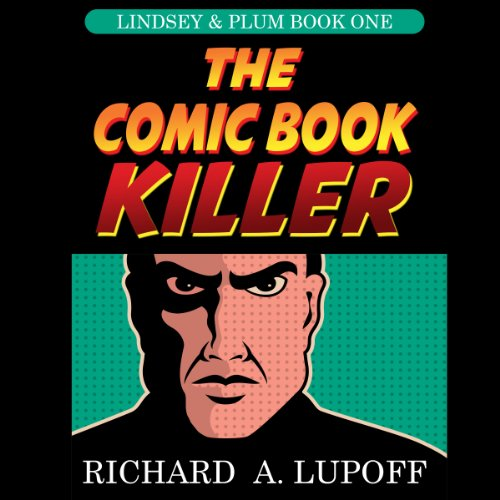 The Comic Book Killer cover art