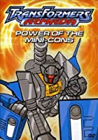 Transformers Armada - Power of the Mini-Cons