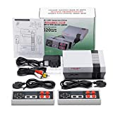 Shaboo Prints Retro Game Console, AV Output Console Built-in Hundreds of Classic Video Games (1 PC)
