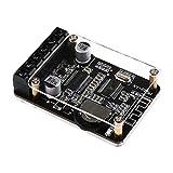 Bluetoothアンプボード10W 15W 20W高出力デジタルワイヤレスオーディオアンプモジュール4〜16オームスピーカー用2チャネルおよび保護シェル付き12V / 24V