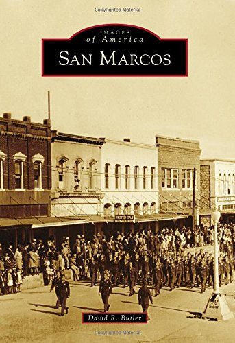 San Marcos (Images Of America)