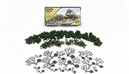 boisLAND SCENICS TR1112 Tree Kits 3-7 (6) WOOU1112