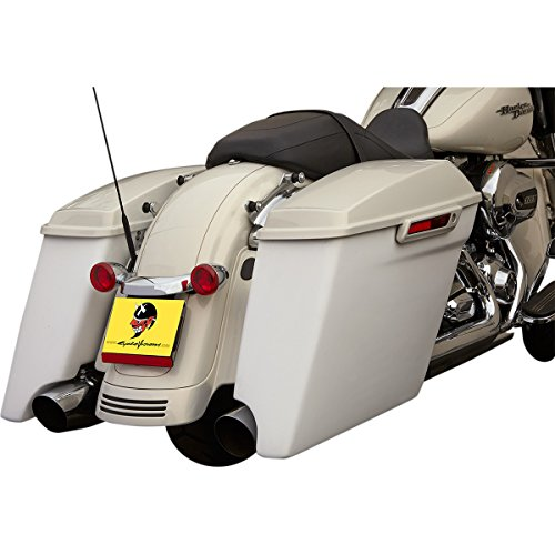 Fantastic Prices! Cycle Visions Saddlebag Ext Rh W/Cut CV7281