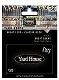 Yard House $50 Gift Card