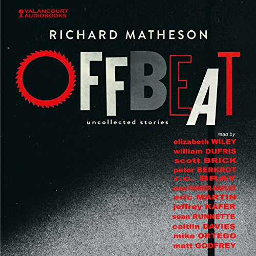 Offbeat audiobook cover art