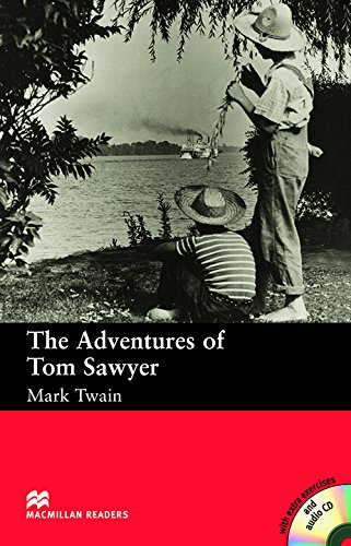 The Adventures Of Tom Sawyer (Audio CD Included)