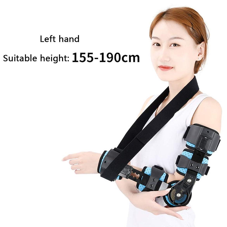 アセ創始者オペレーター腕固定サポートブレース、調節可能ブレース/骨折手術リハビリテーション、脱臼、靭帯歪み