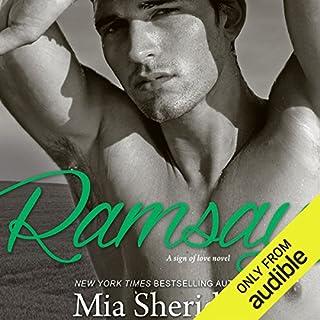 Ramsay audiobook cover art