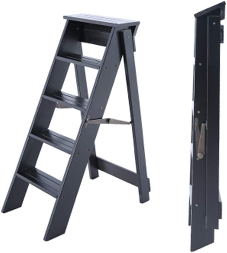FXLYMR Telescopic Houston Mall Ladder Collapsible Step Folding Challenge the lowest price of Japan ☆ Steplad Stools