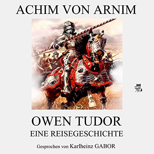 Owen Tudor audiobook cover art
