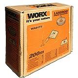 Zoom IMG-1 worx wa0177 200m nero cavo