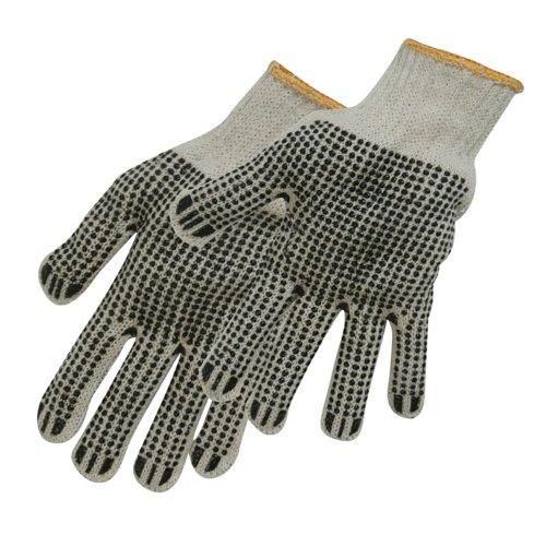 Silverline 783131 Handschuhe, doppelseitig genoppt Größe: L