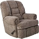 Lane Stallion Big Man Comfort King (Extra Large) (Rocker) Recliner in Torino Ash. Made for The Big Guy Or Gal. Rated for...